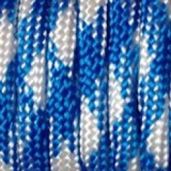 Paracord (Паракорд) 550 - Blue white