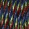 Paracord (Паракорд) 550 - Dark rainbow