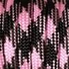 Paracord (Паракорд) 550 - Pink black