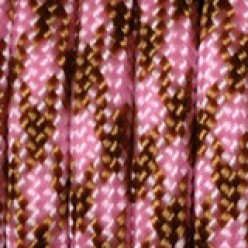 Paracord (Паракорд) 550 - Pink brown