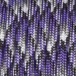 Paracord (Паракорд) 550 - Purple camo