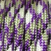 Paracord (Паракорд) 550 - Purple white camo