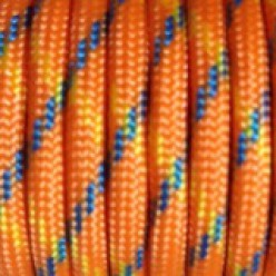 Paracord (Паракорд) 550 - Safron Yellow Blue Camo