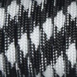 Paracord (Паракорд) 550 - White black camo