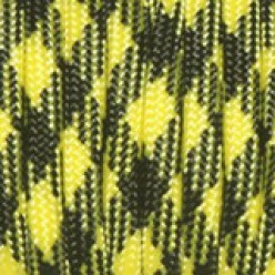 Paracord (Паракорд) 550 - Yellow black camo