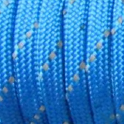 Paracord (Паракорд) 550 - Reflective - Sky Blue