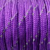 Paracord (Паракорд) 550 - Reflective - Purple
