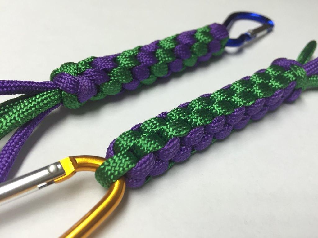 виды плетения веревок схемы