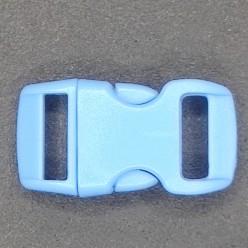 Застёжка малая 10мм - Голубой