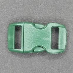 Застёжка малая 10мм - Зеленая