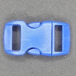 Застёжка малая 10мм - Синяя