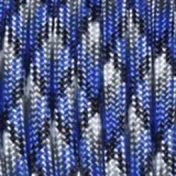 Paracord (Паракорд) 550 - Blue camo