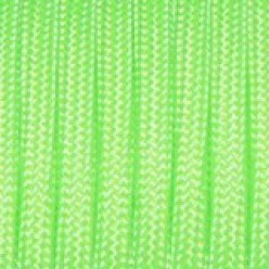 Paracord (Паракорд) 550 - Fluo green