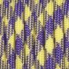 Paracord (Паракорд) 550 - Purple yellow camo