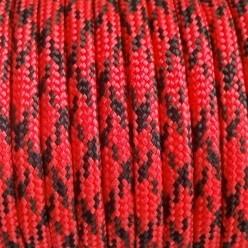 Paracord (Паракорд) 550 - Red black camo