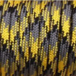 Paracord (Паракорд) 550 - Yellow grey camo
