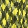 Paracord (Паракорд) 550 - Yellow black camo