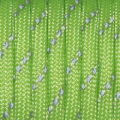 Paracord (Паракорд) 550 - Reflective - Fluo Green
