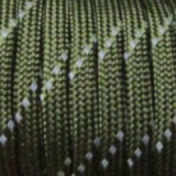 Paracord (Паракорд) 550 - Reflective - Army Green
